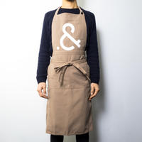 Saturday . AND READY Original Apron(KHAKI)
