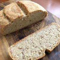 カンパーニュ、ホワイトソルガムラウンド食パン、ホワイトソルガムブレッドSのセット