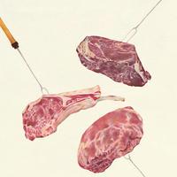 BBQ meat【イラスト:A4サイズ】