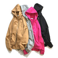 LOOPWHEELER for Graphpaper  ZIP PARKA