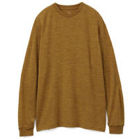 Graphpaper Washable Wool Crew Neck Tee