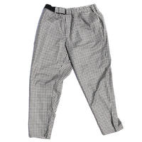 Graphpaper Marzotto Gingham Cook pants