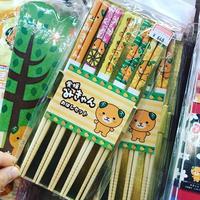 みきゃんのお箸セット(5種類入り)