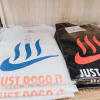 JUSTDOGOIT Tシャツ(おもしろTシャツ