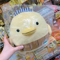 バリィさんふわふわぬいぐるみ(大