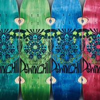 "DOWNCHILL deck ""KAI"""