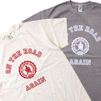 """S/S TEE """"ON THE ROAD AGAIN"""""""