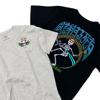 "DOWN ON THE CORNER/MASH - S/S TEE ""感謝する死者"""