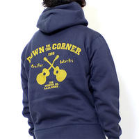 "PULLOVER HOODED PARKA ""GUITAR WORKS"""