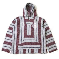 STRIPE MEXICAN PARKA