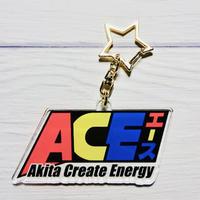 ACEラボ ロゴアクリルキーホルダー