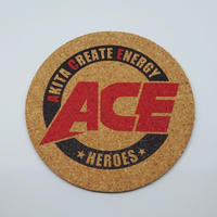 ACEヒーローズ コルクコースター