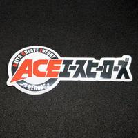 ACEヒーローズ ステッカー