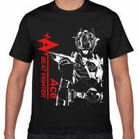ビートファイターAceイラスト風Tシャツ