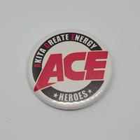 ACEヒーローズ 缶バッジ
