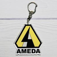 AMEDA会 ロゴアクリルキーホルダー