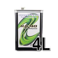 4L×1缶/ カワサキ専用エンジンオイル KA-40 10W-40