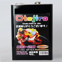 4L×1缶「音缶」谷本 音虹郎 スピードハート応援エンジンオイル 自動車専用