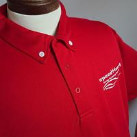 2020モデル スピードハート ドライポロシャツ