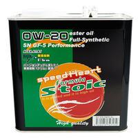 3L×1缶 スピードハート フォーミュラストイック  0w-20