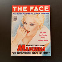 THE FACE...madonna pack