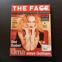 THE FACE...uma