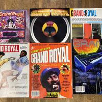 <NEO東京夜市> GRAND ROYAL MAGAZINE(1-6)_tunelessmelody