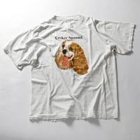 [XL]Dog Tee Vintage