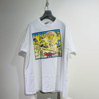 [XL]Hanes Vintage Print Tee 90s_used good condition