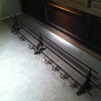 Antique Iron Shelf 01