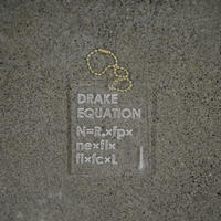 "KEY HOLDER ""DRAKE EQUATION"""