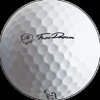 2019年モデル(現行モデル)/FUSO DREAM ロゴ入りボール(タイトリストPRO V1)      12個