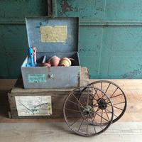 GLEY IRON BOX  + MINT DAIAMOND