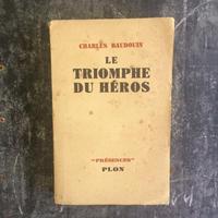 tartine撮影で使用のフランスの古い本 2