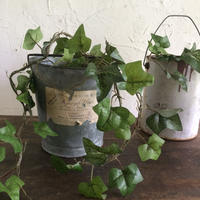 ハンギング用の鉢カバー