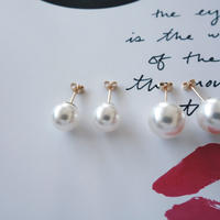 【14kgf】crystalpearl pierce