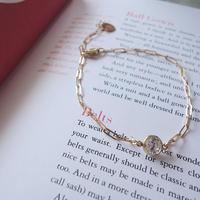 【14kgf】design bracelet