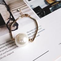 big pearl bracelet