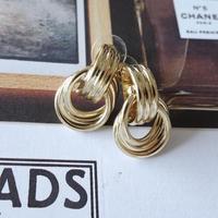 gold tie  pierce