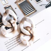 marble chain pierce