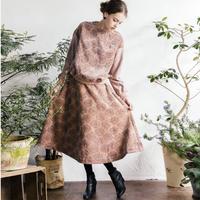 COSMOSコットンベルベッドスカート