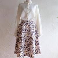 PLANT柄スカート