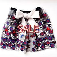 【B品セール】オーバースカート FOLKLORE