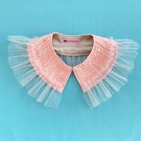 つけ襟 FESTA(pink)
