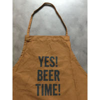 DRESSSEN DR(BRN)6 APRON YES! BEER TIME!⭐️再入荷しました。