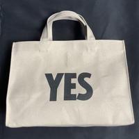 """🔴新発売 DRESSSEN  MBAXS3 MARKET  BAG [XーSMALL]""""YES/NO"""" ※NOには➖線のあります。 (サンドベージュカラー)"""