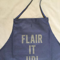 DRESSSEN DR(NAVY)9 FLAIR IT UP APRON