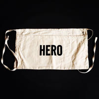 "DRESSSEN  LW13 LOWER WALL APRON  ""HERO""(腰巻きエプロン)"