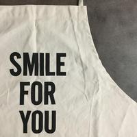 DRESSSEN ADULT APRON #43 SMILE FOR YOU⭕️再入荷しました。よろしくお願い申し上げます。