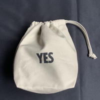 """SMDSB1 DRESSSEN SMALL DAY BAG """"YES/NO THANK  YOU """"SAND BEIGE"""" COLOR🟡一点入荷しました。"""